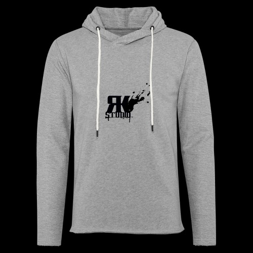 RKStudio Black Version - Unisex Lightweight Terry Hoodie