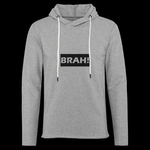 BRAH - Unisex Lightweight Terry Hoodie