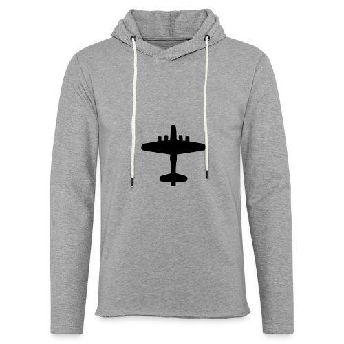 US Bomber - Axis & Allies - Unisex Lightweight Terry Hoodie