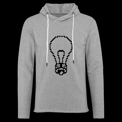 lightbulb by bmx3r - Unisex Lightweight Terry Hoodie