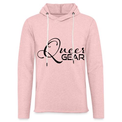 Queer Gear T-Shirt 03 - Unisex Lightweight Terry Hoodie