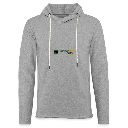 Outdoor Gear Australia - Unisex Lightweight Terry Hoodie