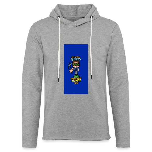 friendly i5 - Unisex Lightweight Terry Hoodie