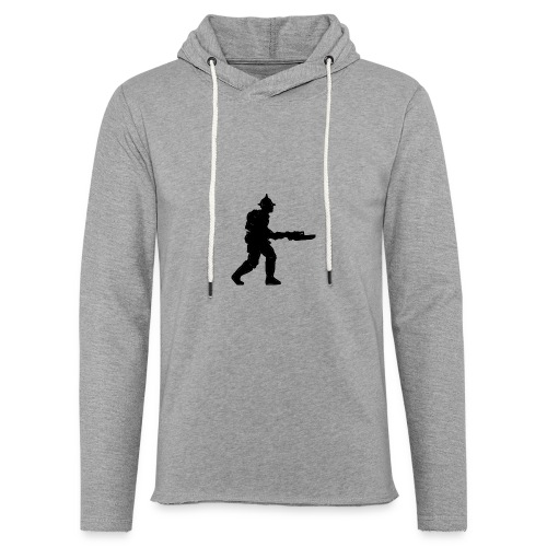 Infantry - Unisex Lightweight Terry Hoodie