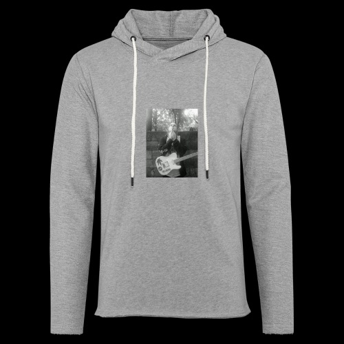 The Power of Prayer - Unisex Lightweight Terry Hoodie
