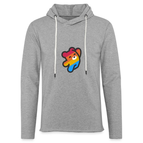 fire as life - Unisex Lightweight Terry Hoodie