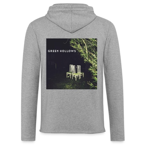 Green Hollows EP Special Merch - Unisex Lightweight Terry Hoodie