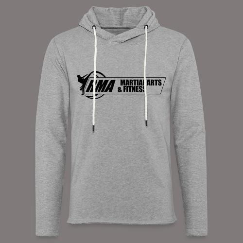 RMA-full-logo-Front-1clr- - Unisex Lightweight Terry Hoodie