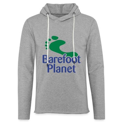Barefoot Running 1 Women's T-Shirts - Unisex Lightweight Terry Hoodie