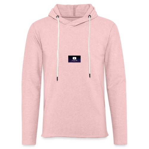 my life is youtube poster - Unisex Lightweight Terry Hoodie