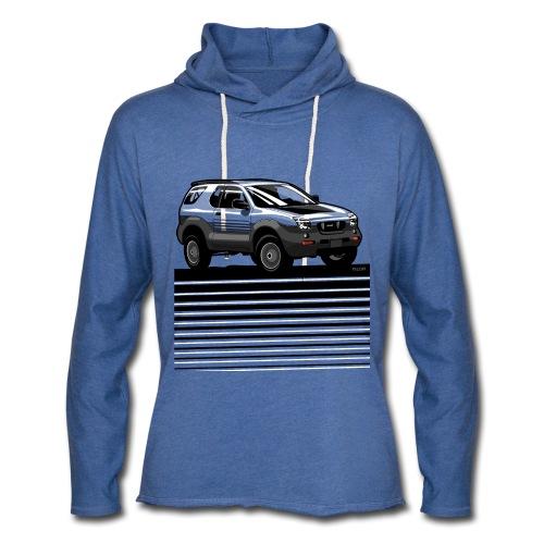 VX SUV Lines - Unisex Lightweight Terry Hoodie