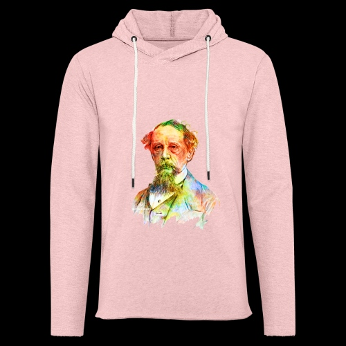 What the Dickens? | Classic Literature Lover - Unisex Lightweight Terry Hoodie