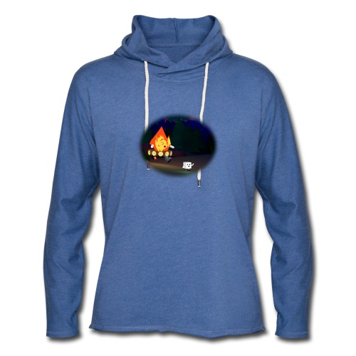 'Round the Campfire - Unisex Lightweight Terry Hoodie