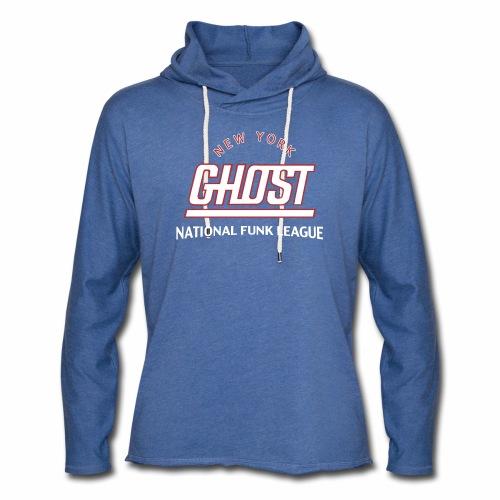ghost - Unisex Lightweight Terry Hoodie