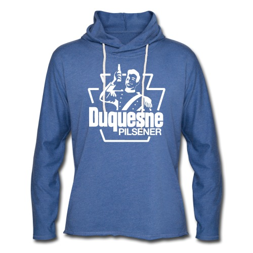 Duquesne Brewing Company - Have A Duke! - Unisex Lightweight Terry Hoodie