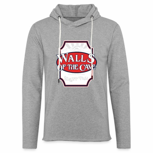 Walls of the Cave - Unisex Lightweight Terry Hoodie