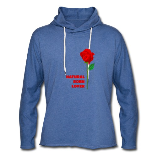 Natural Born Lover - I'm a master in seduction! - Unisex Lightweight Terry Hoodie