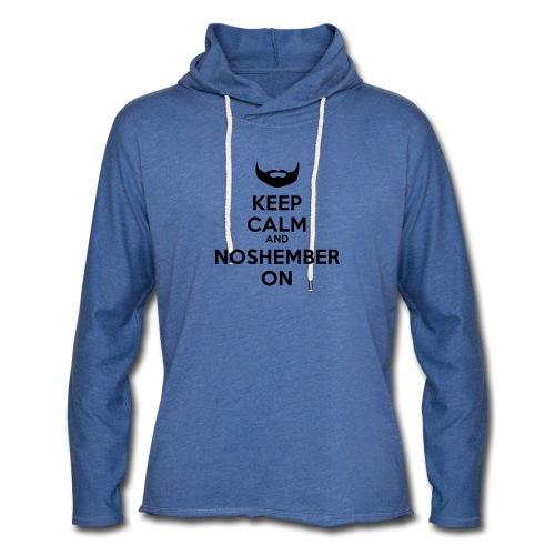 Noshember.com iPhone Case - Unisex Lightweight Terry Hoodie