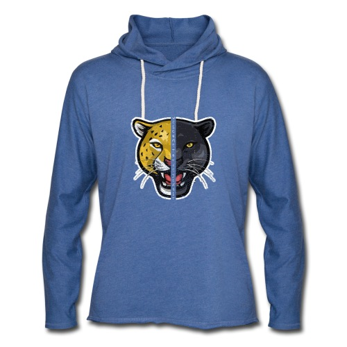 Welcome To The Jungle - Unisex Lightweight Terry Hoodie