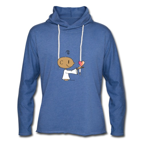The little Yogi - Unisex Lightweight Terry Hoodie