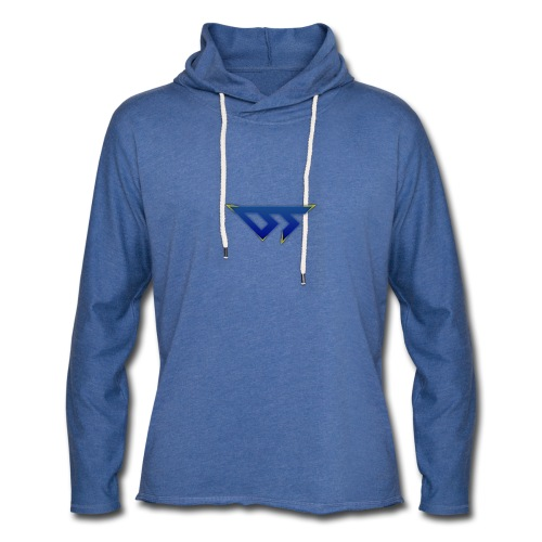 DetermineD T-Shirt - Unisex Lightweight Terry Hoodie