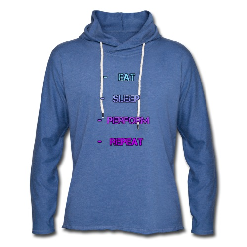 littlelaurzs productions T-shirt - Unisex Lightweight Terry Hoodie