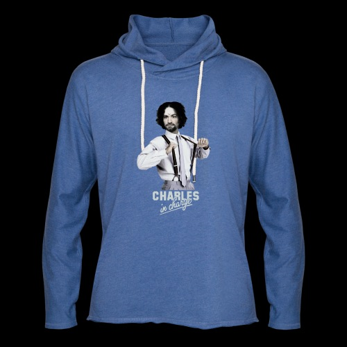 CHARLEY IN CHARGE - Unisex Lightweight Terry Hoodie