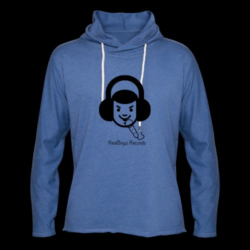RealBoyz Records - Unisex Lightweight Terry Hoodie