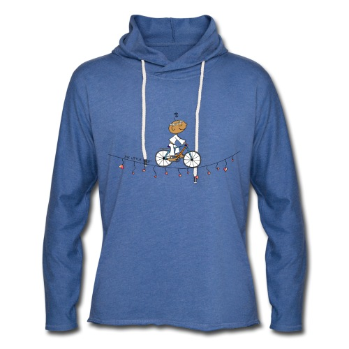 The Way of the Heart - Unisex Lightweight Terry Hoodie