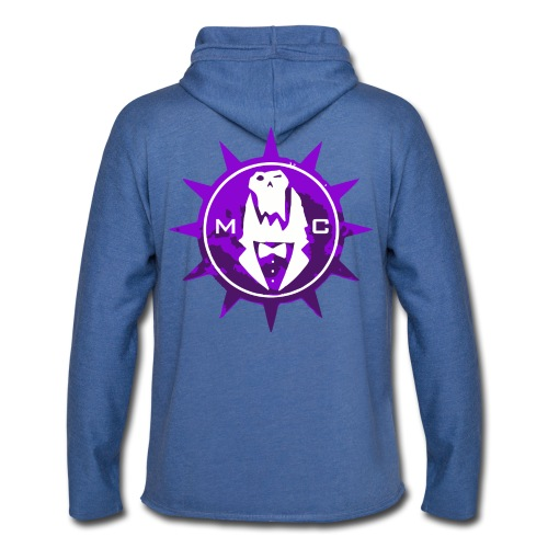 Vector MC Logo 2 colors V2 - Unisex Lightweight Terry Hoodie