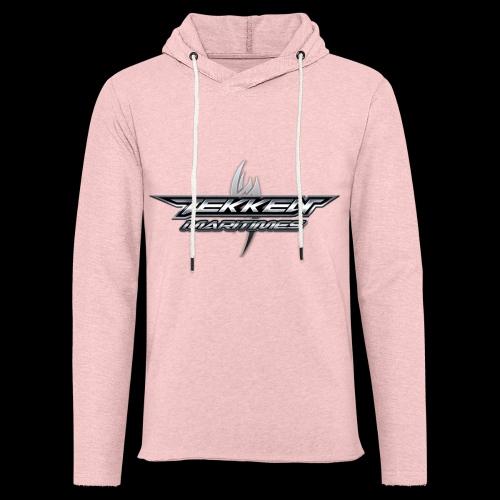 Tekken Maritimes Logo transparent - Unisex Lightweight Terry Hoodie