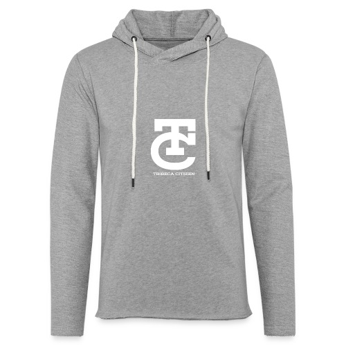 Women's Tribeca Citizen shirt - Unisex Lightweight Terry Hoodie