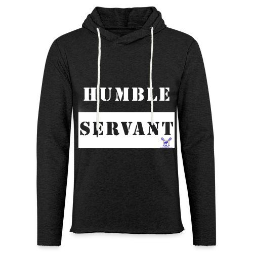 Humble Servant - Unisex Lightweight Terry Hoodie