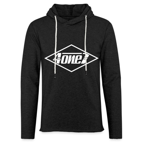 4one7MX white png - Unisex Lightweight Terry Hoodie