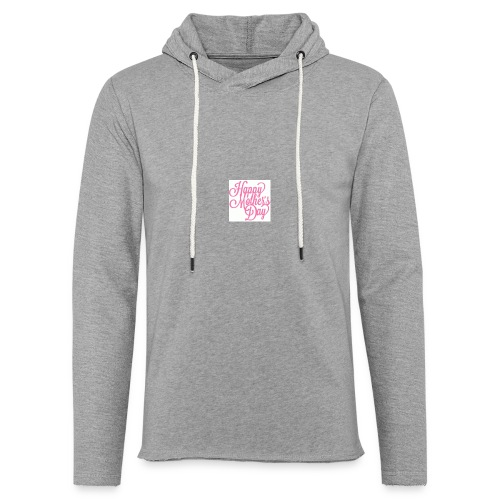 mothers day - Unisex Lightweight Terry Hoodie