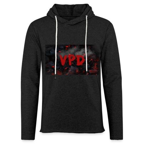 VPD Smoke - Unisex Lightweight Terry Hoodie