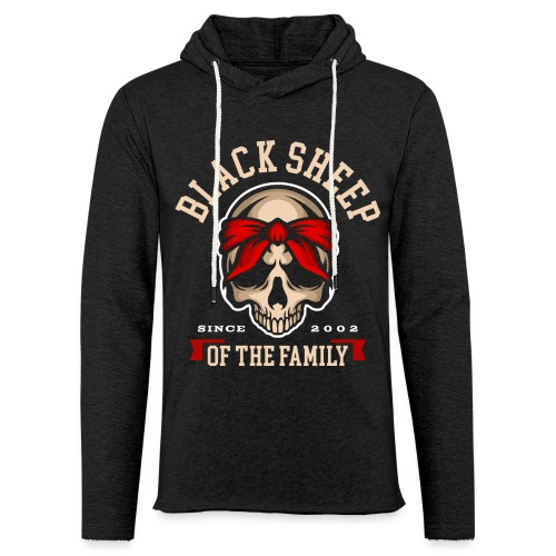 black sheep of the family - Unisex Lightweight Terry Hoodie