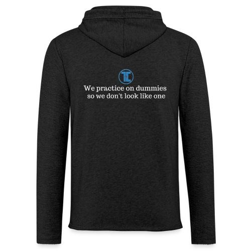 Copy of Copy of Add a subheading copy - Unisex Lightweight Terry Hoodie