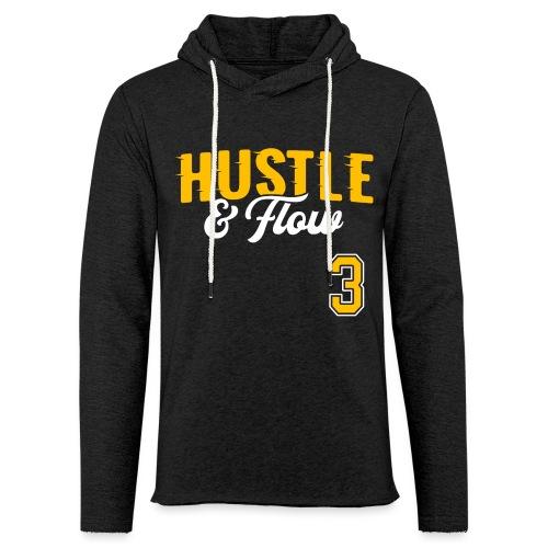 Hustle & Flow - Unisex Lightweight Terry Hoodie