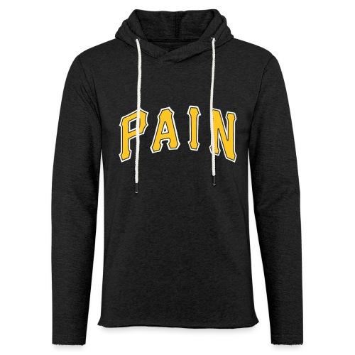 Pittsburgh Pain - Unisex Lightweight Terry Hoodie
