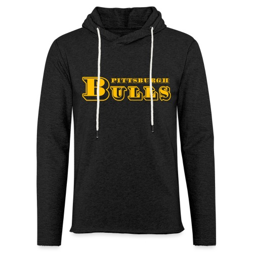 Pittsburgh Bulls - Unisex Lightweight Terry Hoodie