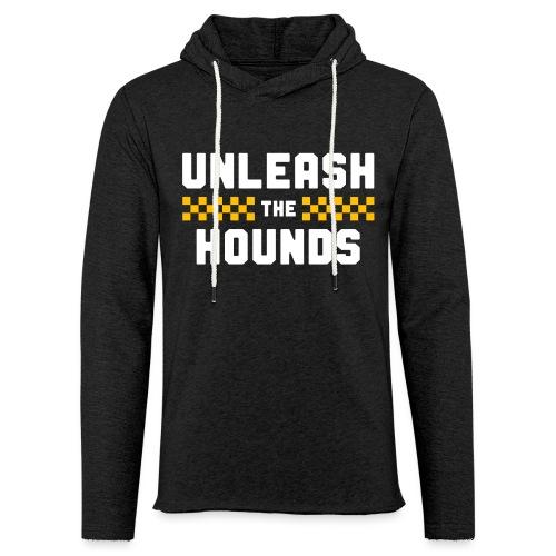 Unleash The Hounds - Unisex Lightweight Terry Hoodie