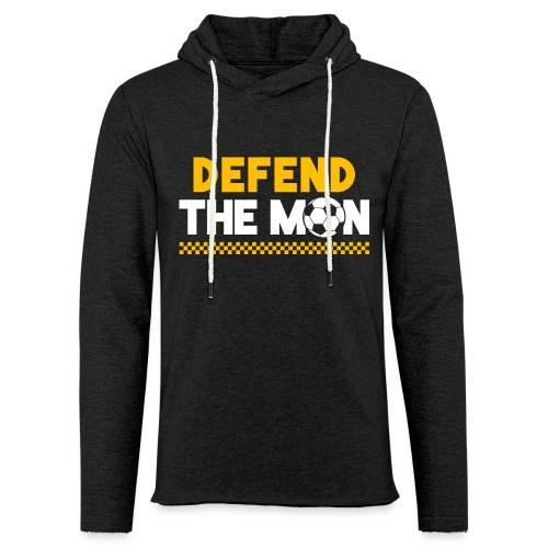 Defend The Mon - Unisex Lightweight Terry Hoodie