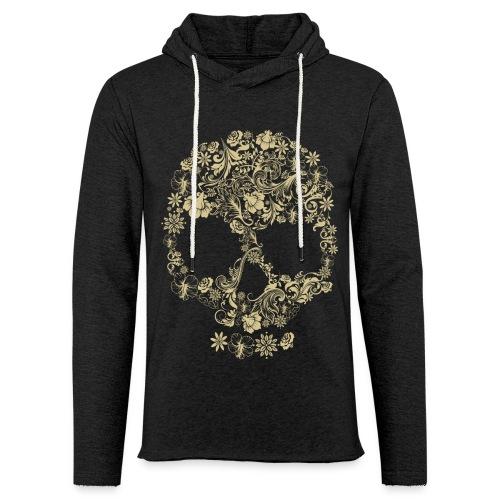 skull - Unisex Lightweight Terry Hoodie