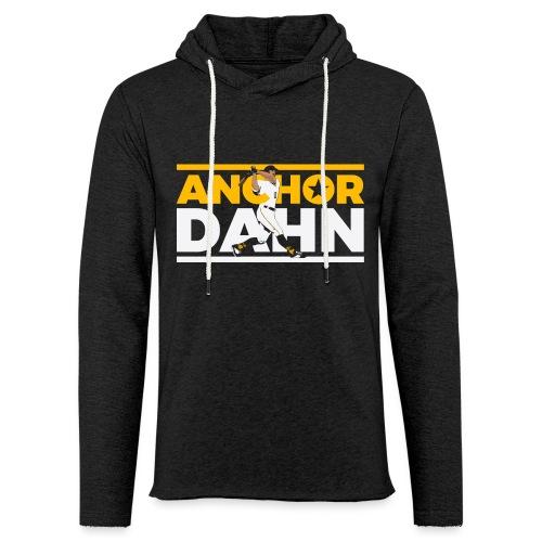 Anchor Dahn - Unisex Lightweight Terry Hoodie