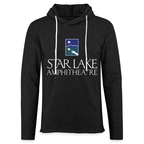 Star Lake on Color - Unisex Lightweight Terry Hoodie