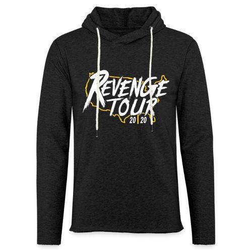 Pittsburgh Revenge Tour 2020 - Unisex Lightweight Terry Hoodie