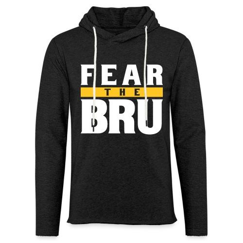 Fear the Bru - Unisex Lightweight Terry Hoodie