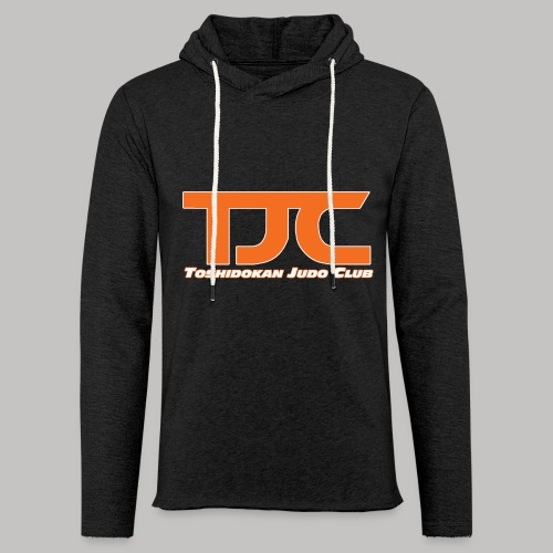 TJCorangeBASIC - Unisex Lightweight Terry Hoodie