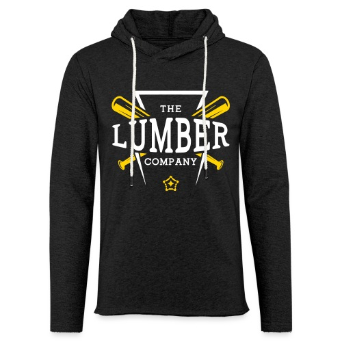 lumber - Unisex Lightweight Terry Hoodie